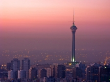 Iranroyalholidays MIlad Tower