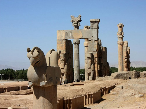 Persepolis or Parse in Iran