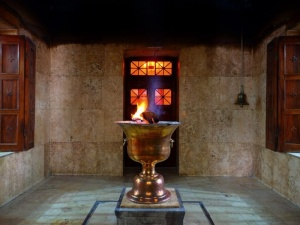 fire temple Yazd