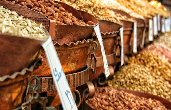 WHERE TO BUY NUTS IN TEHRAN