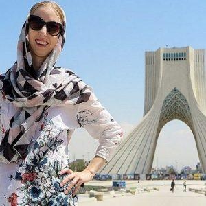 Iranroyalholidays Azadi Tower