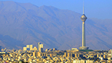 Tehran Iran budget tour