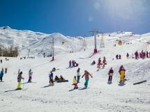 Dizin Ski Resort Tehran