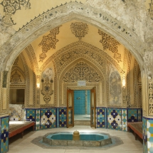 Iranroyalholidays Sultan Amir Ahmad Bathhouse