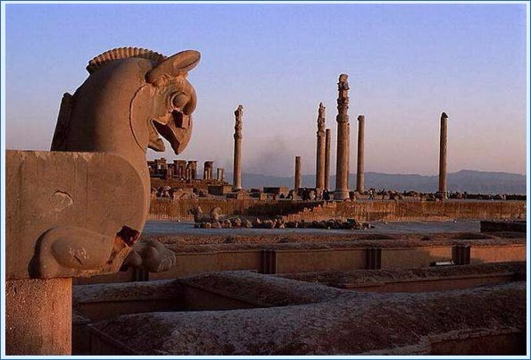 shiraz perspolis