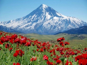 budget tour in Iran to Damavand