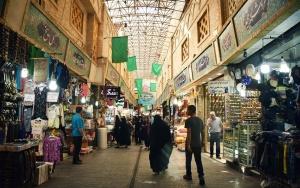 budget tour in iran to Tajrish bazaar