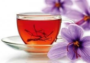 saffron drink