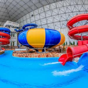 Tehran's Aqua Park