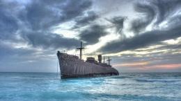 kish greek ship