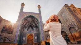 IRAN IS FRIENDLY DESTINATION
