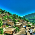 masouleh in Iran