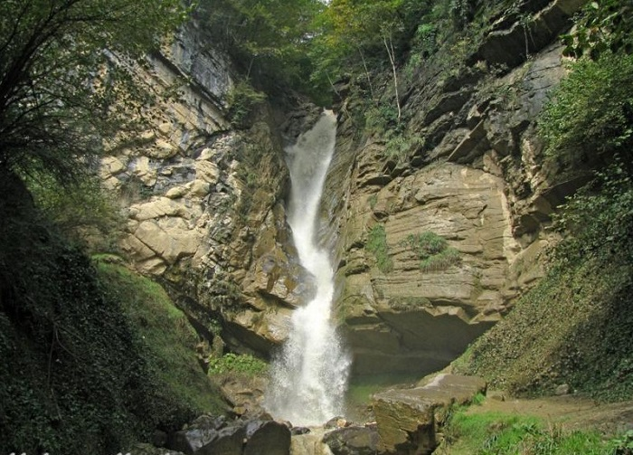 MASULEH waterfall