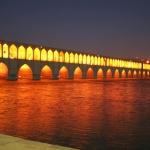 Iran Isfahan bridge