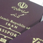 IRAN NO TRACE IN PASSPORT