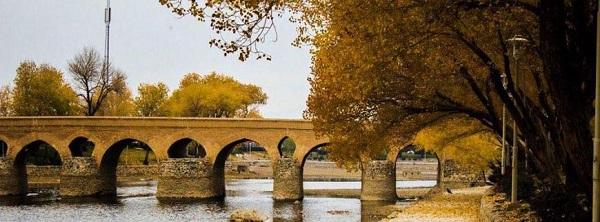 Shahrestan bridge or jay bridge