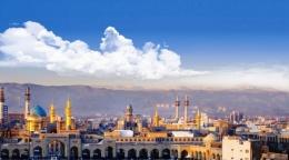 Mashhad city