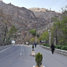 tochal road