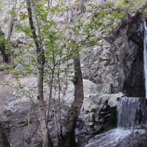tochal waterfall