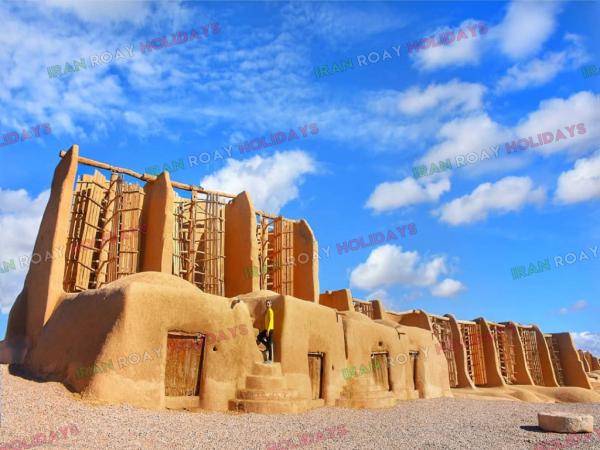 Nafteshan Village Nowruz 2020 With Iran roayl Holidays