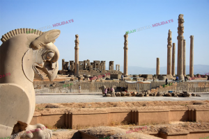 Discover Iran with great Persepolis