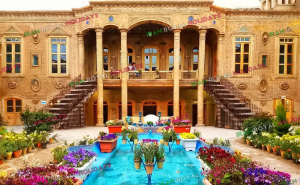 Darougheh Historical House in Mashhad