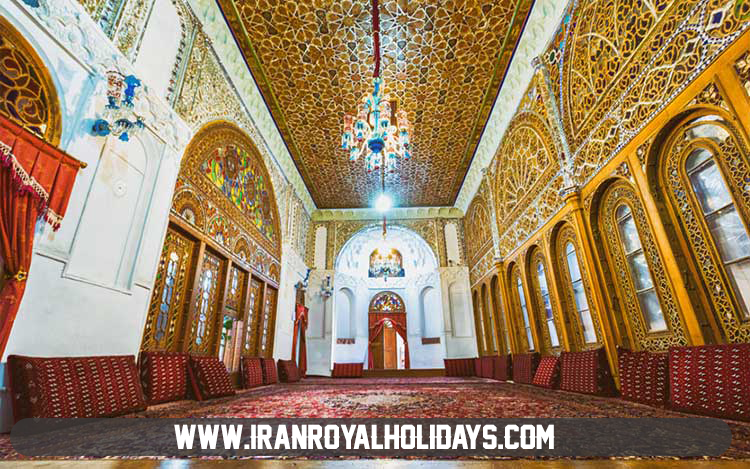 explore iran with historical houses