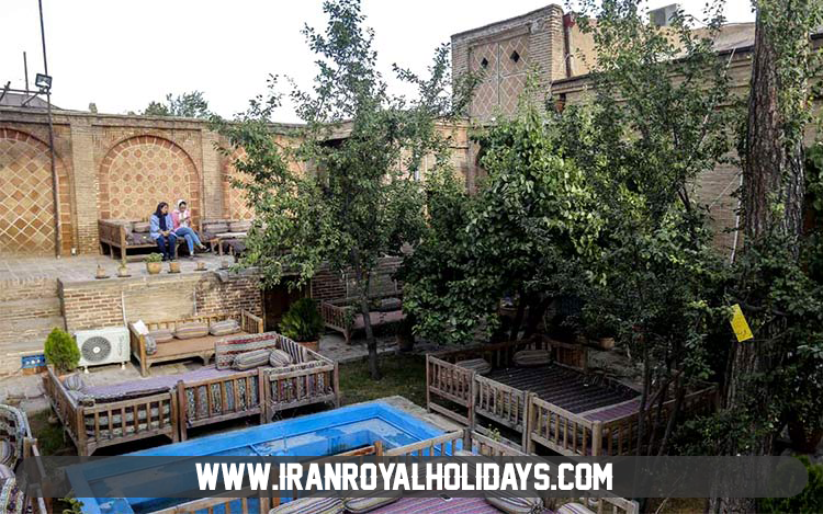 explore iran with qazvin historical houses