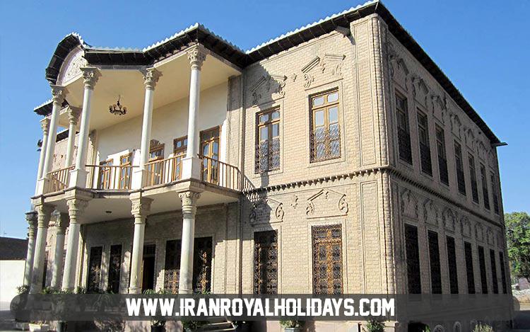 explore iran with qzvin historical houses