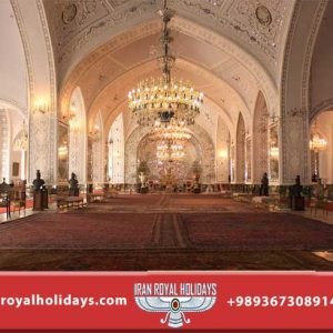 travel to iran by iran royal holiday