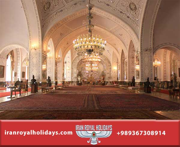 travel to iran by iran royal holiday