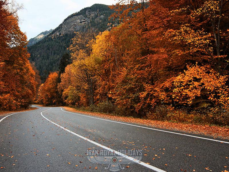 Islam Road to Khalkhal