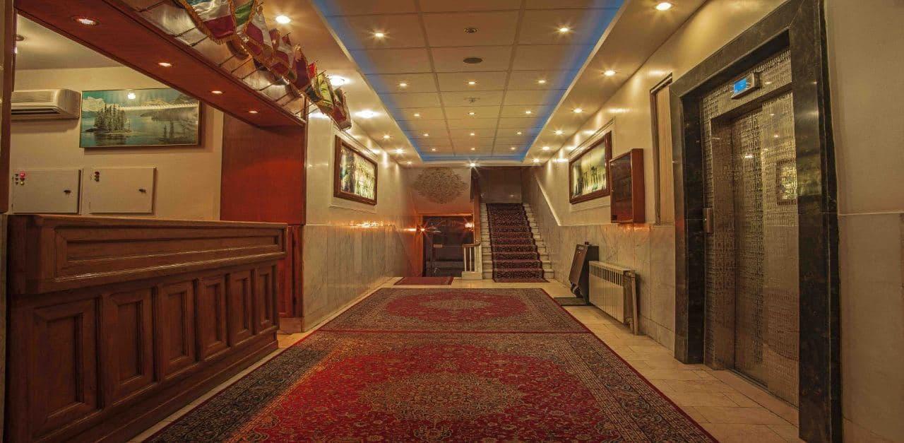 Sasan Hotel Lobby